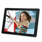 """15"""" inch HD LCD Digital Photo Frame Picture MP4 Movie Player Remote Control LS"""