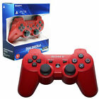 Sony PlayStation Controller PS3 Wireless Bluetooth Dualshock Pick Your Color!