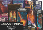 Star Trek Feature Films on VHS on eBay