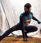 The Black Symbiote Spider-Man 3D Printing With muscle Shading Cosplay Costume I