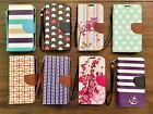 For Samsung Galaxy Note II 2 N7100 Leather Card Wallet Flip Stand Case Cover