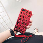 New 3D Cute Kiss Star Soft TPU Rubber Silicone Case Cover For Apple iPhone6 6s 7