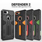 NILLKIN Shockproof Defender Armor Hybrid Phone Case Cover For iPhone 7 Plus