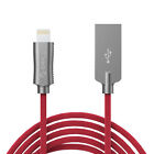 ORICO Lighting USB Charger Metal Nylon Braided Cable for Apple iPhone 8 7 6 5s