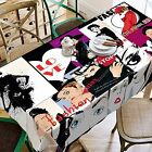 3D Poster Women 2 Tablecloth Table Cover Cloth Birthday Party Event AJ WALLPAPER
