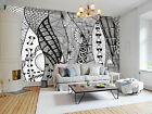 3D Abstract stick figureWallPaper Murals Wall Print Decal Wall Deco AJ WALLPAPER
