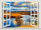 3D Outside the window WallPaper Murals Wall Print Decal Wall Deco AJ WALLPAPER