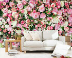 3D Dense Flowers 830 WallPaper Murals Wall Print Decal Wall Deco AJ WALLPAPER