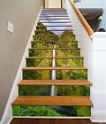 3D High Falls 331 Stairs Risers Decoration Photo Mural Vinyl Decal Wallpaper US