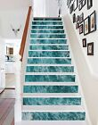 3D Rippling Lake 89 Stair Risers Decoration Photo Mural Vinyl Decal Wallpaper UK