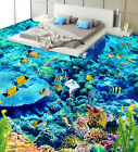 3D Ocean World 6 Floor WallPaper Murals Wall Print Decal 5D AJ WALLPAPER