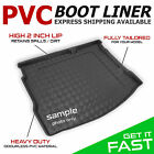 Mercedes W213 E Class Estate 2016+ Tailored PVC Boot Liner / Mat / Tray [V]