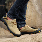 Fashion Sport Outdoor Hiking Trial Lace Up Climbing Mens Round Toe Shoes Size