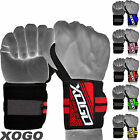 Weight Lifting Wrist Wraps Bandage Hand Support Brace Gym Straps Cotton