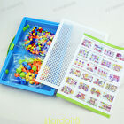 Children Puzzle Peg Board With 296 Pegs ...