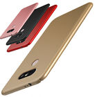 Ultra Thin Slim Matte Hard PC Bumper Smooth Back Case Protective Cover For LG