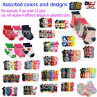 Newborn Baby Toddler Girl Mix Assorted Design Color Ankle Socks Wholesale Lots