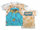 """Sesame Street """"Cookie Crumbs"""" Dye Sublimation T-Shirt or Tank"""