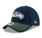 NEW ERA 39THIRTY NFL SIDELINE 2017 SEATTLE SEAHAWKS