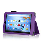 Exact Pro【Magnetic Folio PU Leather】Cover Case Stand For Amazon Kindle Fire HD 7
