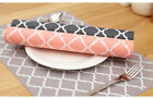 2p Set High Quality Placemats Table Place Mats Silicone Heat-Resisting Non-Slip