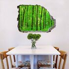 3D Green Forest 084 Wall Murals Wall Stickers Decal Breakthrough AJ WALLPAPER AU