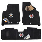 Cadillac SRX Floor Mats - Ebony Interior - 32oz 2-PLY High Quality - Custom Fit