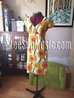 BODEN Funloving Dress UK 14 Regular (US 10 / DE 42) Yellow Summer Crossover NEW