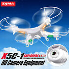 Syma X5C-1 Explorers 2.4G RC Quadcopter 6-Axis-Gyro FPV Drone w/ Wifi HD Camera