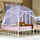 2017 High QC Luxury Bedding Canopy Netting Mosquito Net Tent Dome Single Double