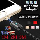 ipad mini not charging usb - US Stock 1M-3M Magnetic Adapter Charger USB Charging Cable For i