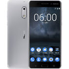 Nokia 6 Smartphone Android 7.0 Snapdragon 430 Octa Core WIFI GPS Touch ID 16.0MP