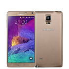 New - Unlocked 5.7'' Samsung Galaxy Note4 32GB 4G LTE 16MP for A фото