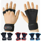 Fitness Gloves Weight Lifting Gym Workout Training Wrist Wrap Strap Men Women