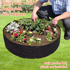 Big Bag Bed Fabric Raised Bed Planting Grow Care Reusable Gardening Dia 36/50''