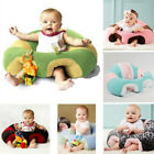 Baby Support Seat Soft Car Pillow Cushion Sofa For 3-6 Months Baby Soft Cotton