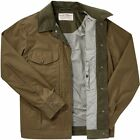 FILSON Men's Lightweight Dry Cloth Journeyman Jacket Alaska Fit (10716) $350