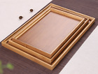 BAMBOO SERVING TRAY Tea Coffee Table Home Cafe Hotel Gift Present New 竹托盘