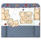 Changing Table Pad 70x70cm NEW DESIGNS CHANGING TABLE PAD Wrap Chest Change Up