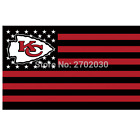 NEW! Kansas City Chiefs Flag 3ft x 5ft Man Cave Outdoor Tailgate 10+ Styles Gift