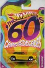 Hot Wheels 2012 Cars of the Decades Ford Camaro Mustang GTX Corvette VW Toyota