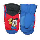New Disney Toddler's Baby Mickey Mouse Mittens