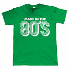 Made In The 80s, Mens Funny 30th Christmas T Shirt