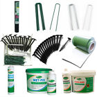 Artificial Grass Fitting Accessories Membrane, Pegs, Pins, Adhesive, Joint Tape