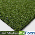 Artificial Grass, Quality Astro Turf, Cheap, Garden 15mm Putting Green Golf