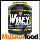 All Stars 100% Whey Protein 2350g Dose Eiweiß Qualität Made in Germany