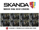 Mossy Oak Camo Custom Front and Rear Seat Covers for Ford F-350 from Coverking