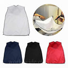 120x80 Trimming Catcher Beard Shave Apron Facial Hair Whisker Gather Cloth Cape