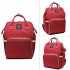 Mummy Maternity Nappy Diaper Bag Large Capacity Baby Bag Outdoor Travel Backpack