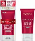 L'Oreal Revitalift Miracle Blur Oil-free Skin Smoother, 1.18 Oz (New-Dmgd Box) image